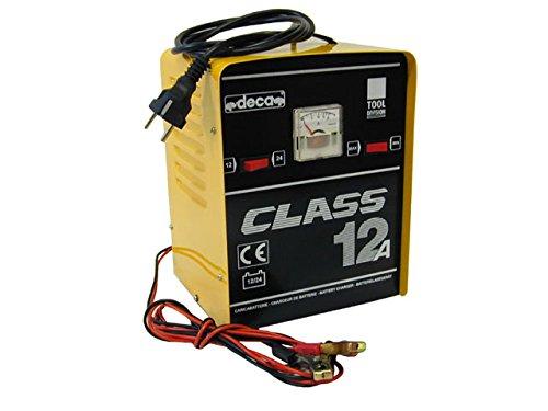 DECA 0400204 DECA CARICABATTERIA CLASS  12A 12-24V