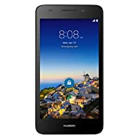 HUAWEI SnapTo 8GB Unlocked GSM 4G LTE Quad-Core Android 4.4 Smartphone - Black