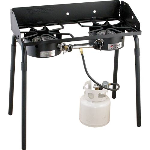 "Camp Chef - Explorer 2 Burner Propne Stove ""Product Category"