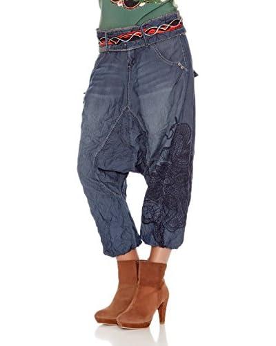 Desigual Pantalone Tejano