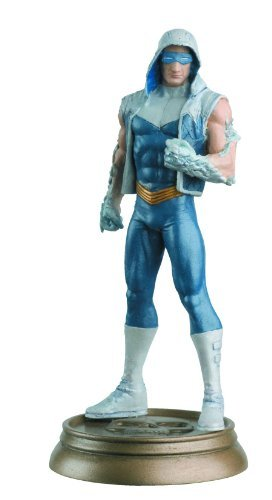 DC Chess Justice League Collector Figure Magazine Captain Cold Black Pawn