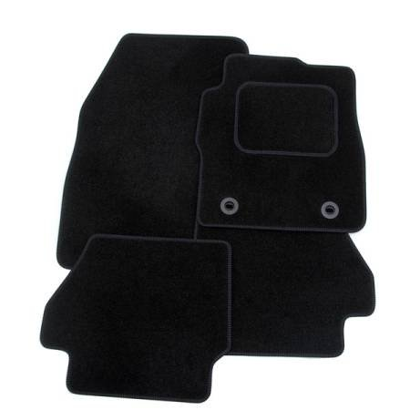 Jaguar XJ (97-03) Car Mats Black