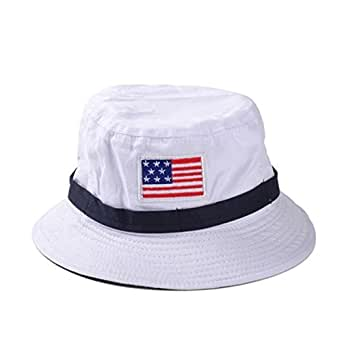 goodshop hat cool hat best selling flag usa white