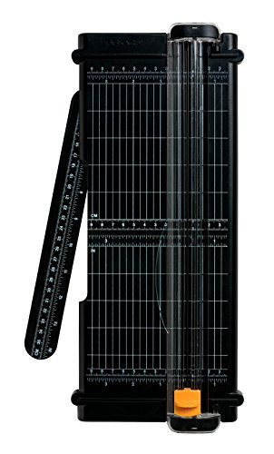 fiskars-5454-surecut-massicot-recycle-a4-30-cm-lame-titane-noir