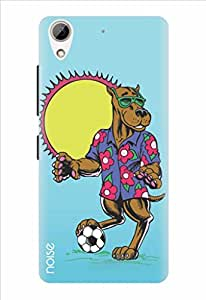 Noise Football Scooby Style Printed Cover for HTC Desire 526G