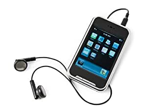 """Global 353941 2.8"""" Touch Screen MP4 Player"""