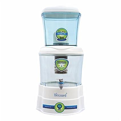 Lifeguard Mineral Pot Water Purifier (18 L)