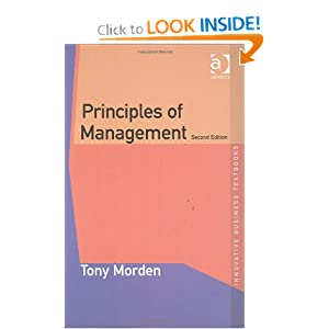Principles of Management (Innovative Business Textbooks) (Innovative