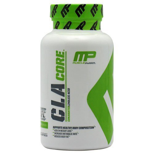 Muscle Pharm - CLA 90 Softgels - Reducing Fat