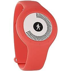 Withings Go - Tracker de actividad y sueno, color rojo, tamaño M
