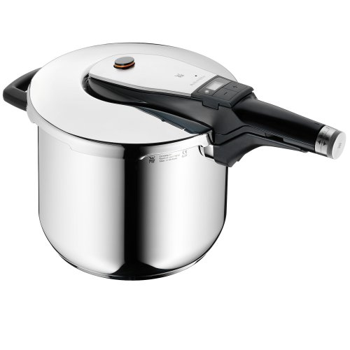 WMF Ultra Pressure Cooker, Stainless Steel, 6.5 litre