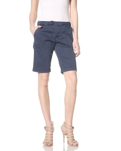 Marrakech Women's Wellington Stretch Bermuda with Tab