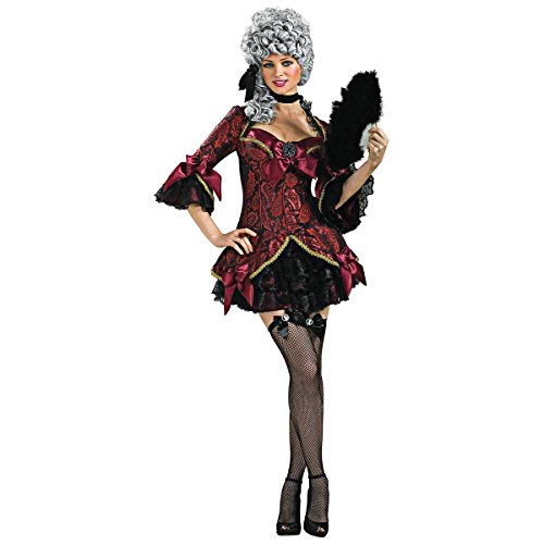 GSG Lady Versailles Marie Antoinette Costume Adult Sexy Halloween Fancy Dress (Marie Antoinette Halloween Costume)
