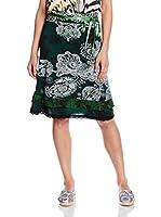 Desigual Falda Deliney (Verde)
