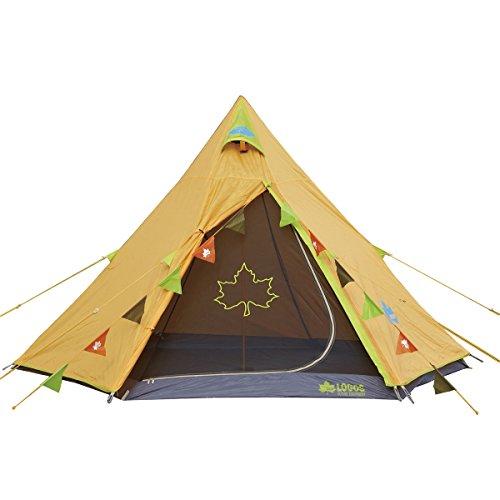 ロゴス テント Tepee 300セット[2~3人用] 71809512