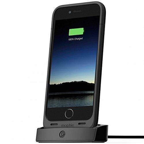 mophie juice pack Desktop Dock for iPhone 6 Plus - Black [並行輸入品]