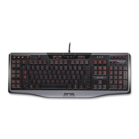 Logitech Gaming Keyboard G110 - USB