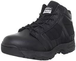 Original S.W.A.T. Men\'s Metro Air 5 Inch Side Zip Tactical Boot,Black,10.5 M US