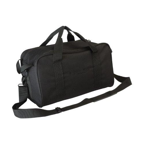 Allen Range Bag with Pistol Rug & MOLLE Loops, Black (3 Gun Range Bag compare prices)
