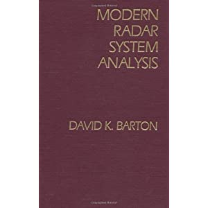 Modern Radar System Analysis (Artech House Radar Library)