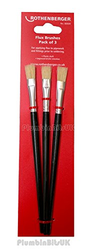 rothenberger-plumbers-flux-and-paste-brushes-pack-3-80004