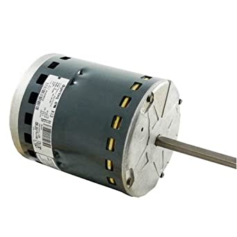 Hd44ae138 carrier oem furnace blower motor 1 2 hp 230 volt for Furnace blower motor replacement cost