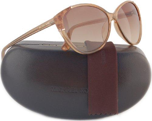 MICHAEL Michael KorsMichael Kors M2887S Paige Sunglasses Crystal Sand (259) MK 2887 259 58mm