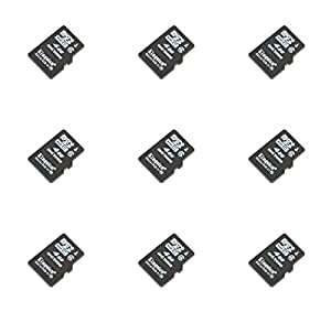9 X Quantity Of Samsung Galaxy Note Pro Micro Sd 4 Gb Camera Flash Memory Tf Storage Card Fast Free Shipping From Orlando, Florida Usa! available at Amazon for Rs.41068