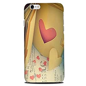 theStyleO Iphone 6 designer case and cover printed mobile back cover heart book