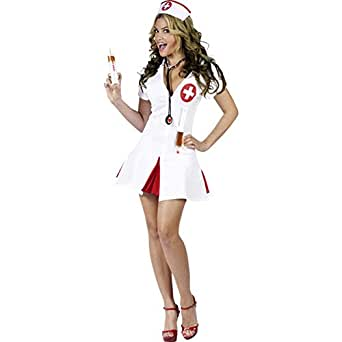 naughty nurse costume amazon