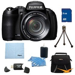 Fujifilm FinePix HS25EXR 16MP BSI EXR CMOS Digital