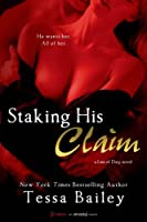 Staking His Claim (Entangled Brazen)