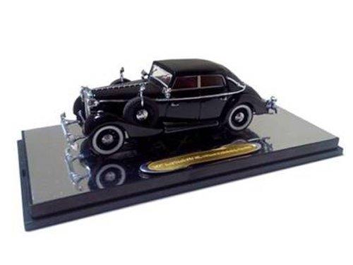 1937-maybach-sw-38-4-door-cabriolet-spohn-black-143-by-signature-models-43703