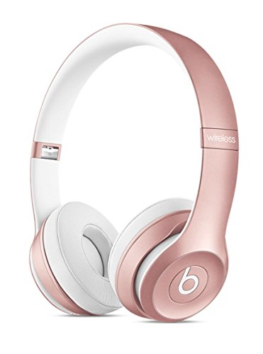 Solo 2 Wireless On-Ear Headphones - Rose Gold