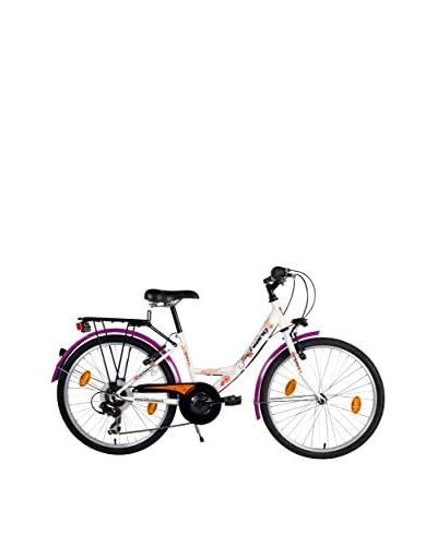 "SCH Bicicletta Fantasy 24"" 7 V Shimano Rs 35"