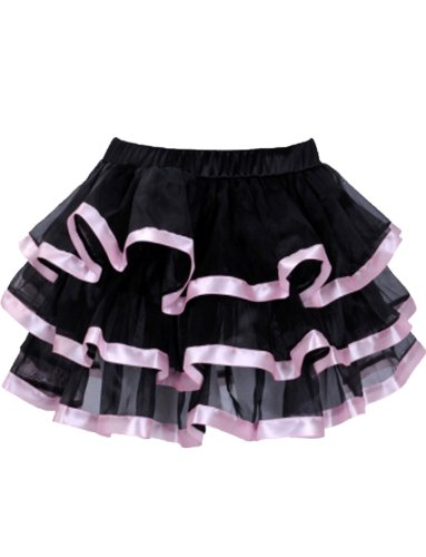 Yummy Bee Sexy Skirt Burlesque Tutu Fancy Dress Women Costume - Sizes 6 to 24