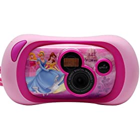 Digital Disney Pix Jr Digital Camera - Princess