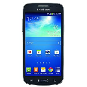 samsung galaxy s4 mini black 16gb verizon. Black Bedroom Furniture Sets. Home Design Ideas