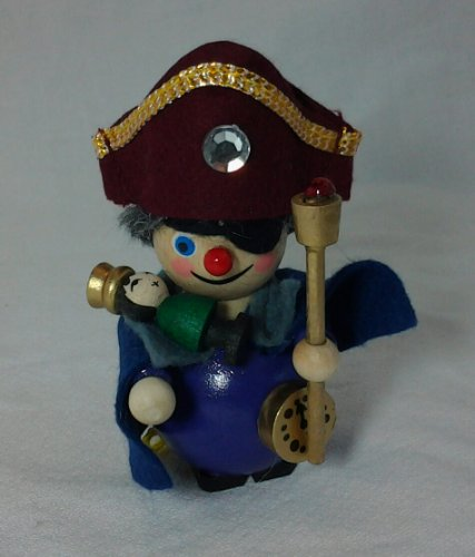 Steinbach Pirate Ornament