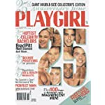 Playgirl Magazine June 1998 25th Anniversary issue with Brad Pitt, Matt Daman, others; Terrific nudes from all 25 years! Best Issue EVER! book cover