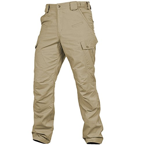 pentagon-hommes-leonidas-tactique-pantalon-khaki-taille-40-tag-taille-50