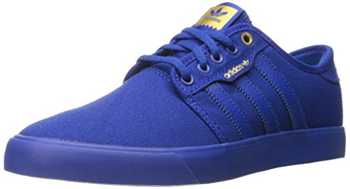 Adidas Performance Men's Seeley Fashion Sneaker, Collegiate Royal/Collegiate Royal/Collegiate Royal, 9.5 M US