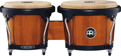 Meinl HB100MA Bongo 6.3/4-inch and 8-inch - Maple