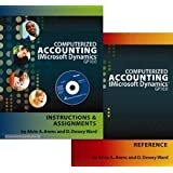 Computerized Accounting using Microsoft Dynamics GP 10.0, 4th Edition ~ Arens & Ward