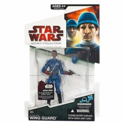 Star Wars Legacy CLOUD CITY WING GUARD UTRIS M'TOC