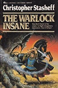 The Warlock Insane by Christopher Stasheff