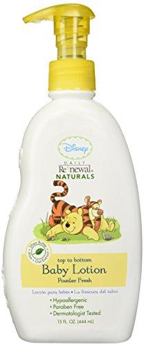 New Windsor Disney Baby Daily Renewal Baby Lotion - Powder Fresh - 15 oz - 1