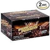 20グラムのホエイプロテインバー ピュアプロテイン50グラム チョコレートデラックス 24本バリューセット 【アメリカからの送料無料】 Pure Protein Chocolate Deluxe