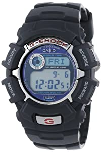 Casio Men's G2310R-1 G-Shock Tough Solar Power Digital Sports Watch