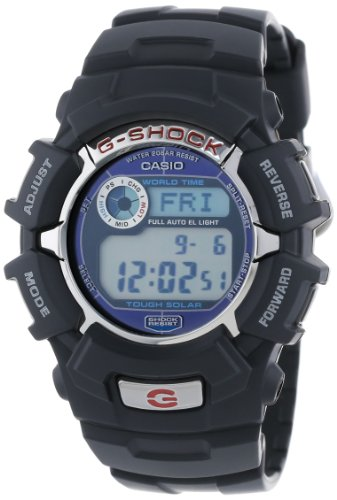 Casio Men's G2310R-1 G-Shock Tough Solar Power